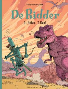 cover De Ridder 3; Relax, T-Rex;
