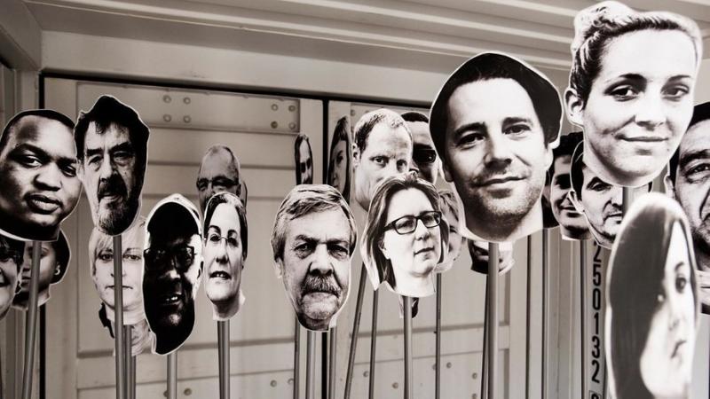 Idema brengt met STRANGER boeiend experiment over sociale en morele grenzen
