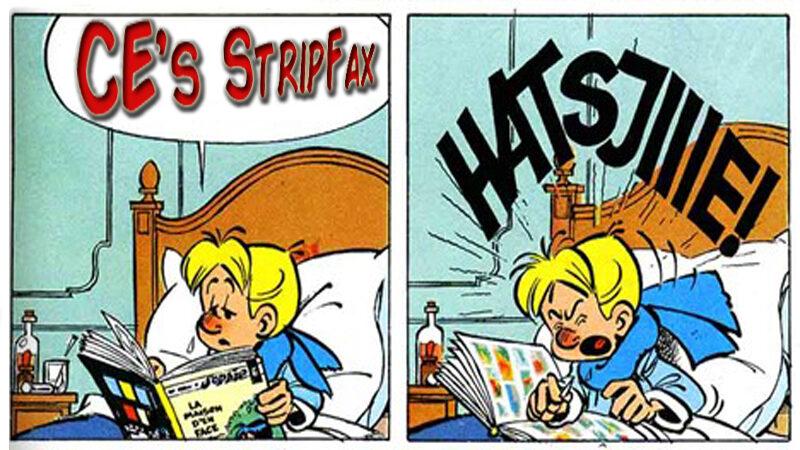 CE's stripfax maart afbeelding Steven Sterk