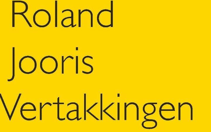 Roland Jooris blijft een zuinig dichter