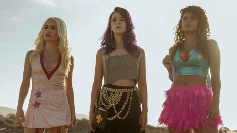 Met 'Sky Rojo' levert Spanje weer compleet over the top televisie