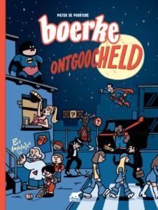 cover Boerke 10 Ontgoocheld