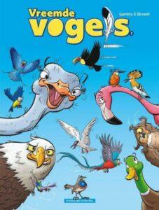 cover Vreemde vogels