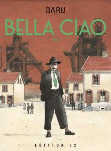 cover  van strip 'Bella Ciao' van Baru