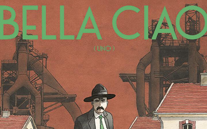cover Bella Ciao Baru strip