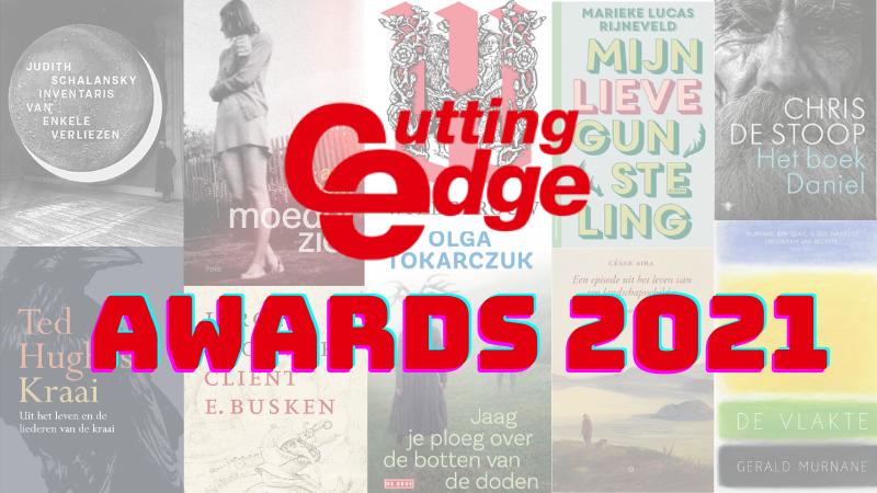 CE-awards 2021 naar Ans Vroom en Daan Doesborgh
