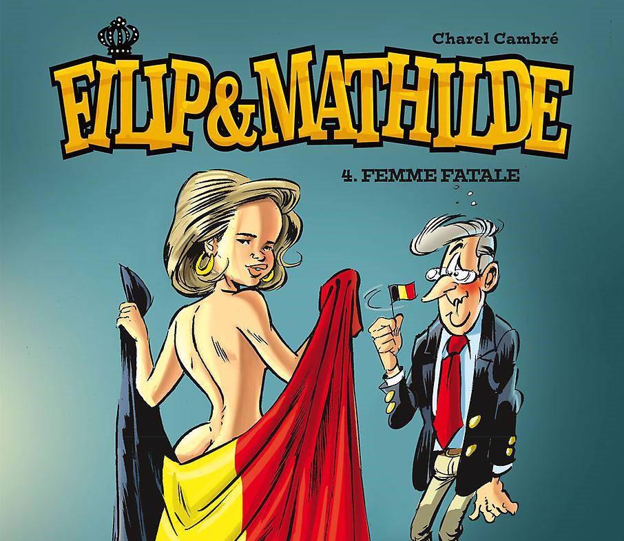 cover Filip & Mahtilde