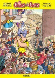 cover strip Gilles de Geus