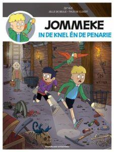 cover strip Jommeke