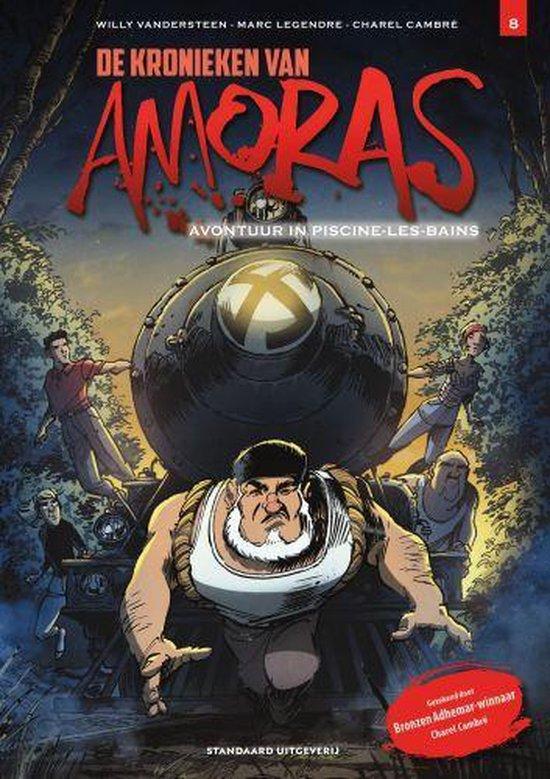 cover Amoras