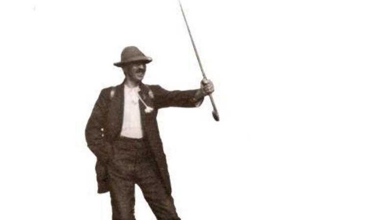 Henri Roorda, een ironische zwartkijker