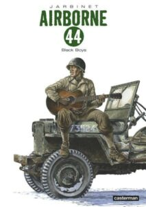 cover Airborne 44 deel 9 Black Boys