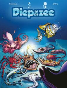 Cover Diep in de zee 6