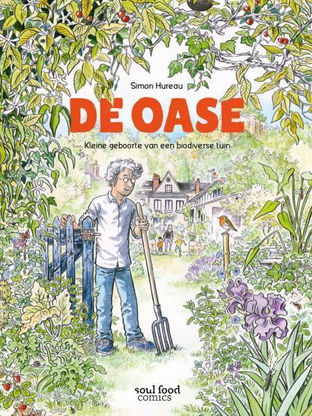 cover strip De Oase