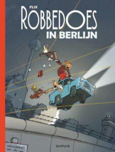 Cover Robbedoes in Berlijn van Flix