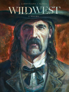 cover van Wild Bill, Wild West 2