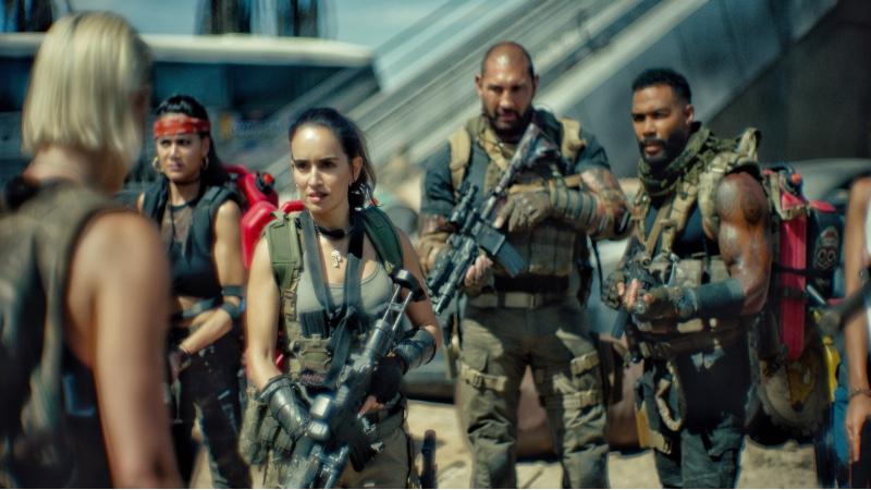 'Army of the dead' is een aanvulling bij het zombiegenre dat er evengoed niet had kunnen zijn