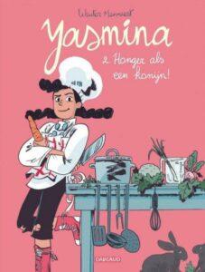 cover van Yasmina