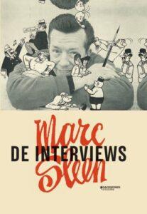 cover Marc Sleen de interviews