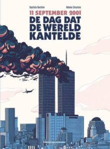 cover De Dag dat de Wereld Kantelde
