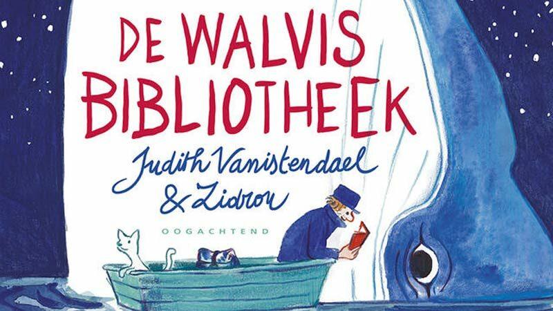 cover walvisbibliotheek