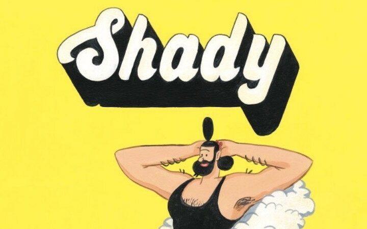 In 'Shady' belicht Brecht Vandenbroucke de schaduwkant van onze maatschappij